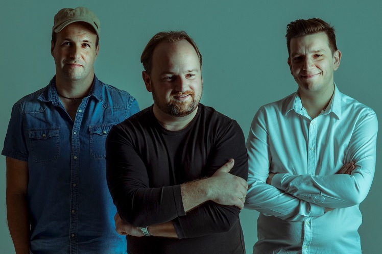 Neumann Balázs Trio feat. Borbély Mihály & Winand Gábor - Faith Album Release