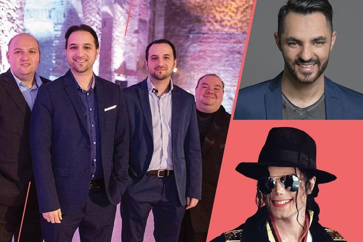 Pop Legends in Jazz: Finucci Bros Quartet feat. Oláh Gergõ - Michael Jackson Night