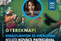 Princesses and Princes - Kid's Day at the KékSzobaHall with Kovács Patrícia