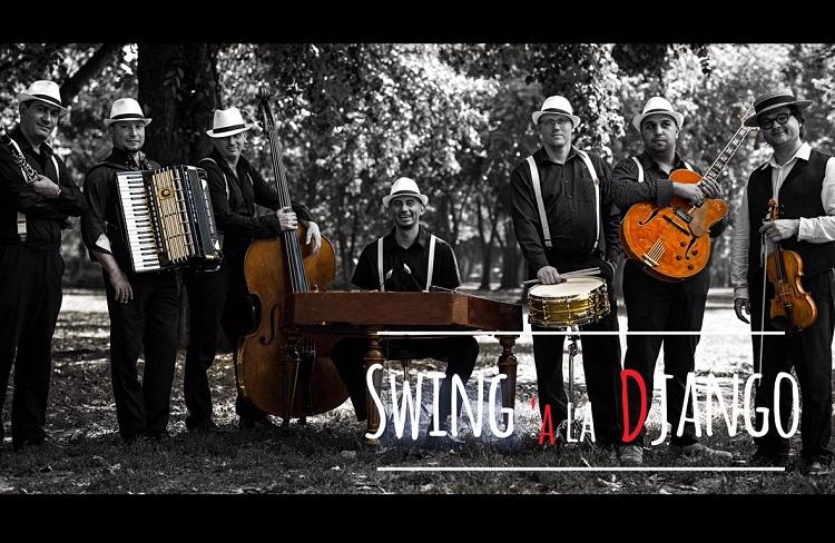 Swing á la Django feat. David Morgan - New Year's Eve Warmup Double Concert