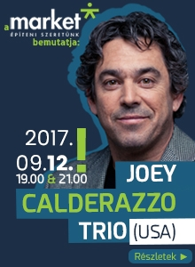 Joey Calderazzo OB 2017
