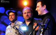 Neumann Balázs Trio feat. Borbély Mihály & Winand Gábor - Faith lemezbemutató