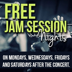 FREE Jam Session Nights