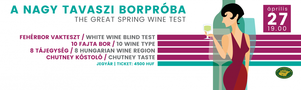 the great spring wine test